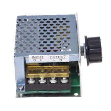 Regolatore di Tensione Voltaggio Silicone Alta Potenza 4000W con guscio M8G6