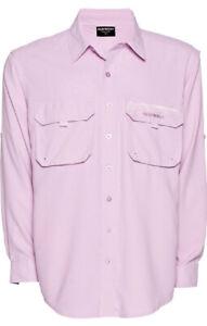 Shimano Ladies Lilac Vented Shirt