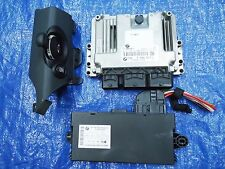 2007-2012 MINI COOPER S R55 R56 COMPUTER DME CONTROL CAS3 STARTER SWITCH OEM
