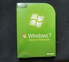 Brand New Microsoft Windows 7 Home Premium Upgrade 32 and 64 bit sku gfc-00020