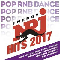 ENERGY HITS 2017 - CLEAN BANDIT/FLO RIDA/ED SHEERAN/+   2 CD NEU