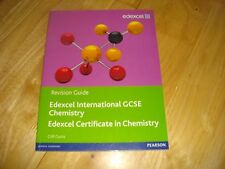 EDEXCEL INTERNATIONAL IGCSE CHEMISTRY REVISION GUIDE NO CD ROM EXAM QUESTIONS