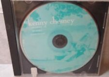 KENNY CHESNEY CD NO SHOES, NO SHIRT, NO PROBLEMS  2002 CD