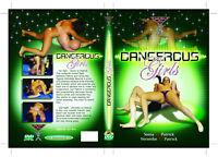 French mixed wrestling - Dangerous girls (Female vs Male) DVD Amazon's Prod