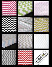Chevron fabric Cotton ZigZag 13Colors Fat Quarter Quilting Fabric Curtain fabric