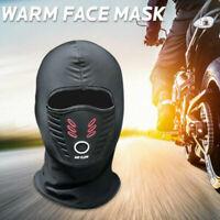 Thermal Fleece Nackenwärmer Sturmhaube Wind / Wasserdichte Gesichtsmaske Yd