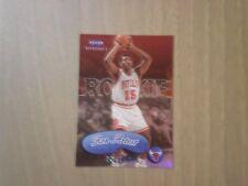 1999-00 FLEER MYSTIQUE ROOKIE #109 RON ARTEST CHICAGO BULLS BASKETBALL CARD