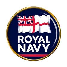 Royal Navy Logo Pin Badge