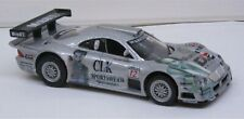 1/43-SILVER MERCEDES D2 RACE VERSION - GOOD CONDITION