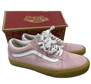 Vans Old Skool Sneakers VN0A38G1QK7 Double Light Gum Chalk Men 10.5 Women 12 NIB