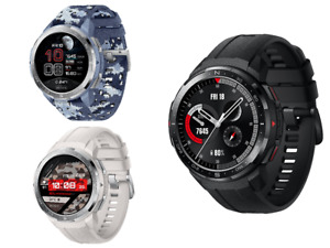 New Honor Watch GS Pro Smart Watch SpO2 Global Version Heart Rate Bluetooth 5ATM