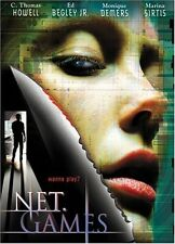 Net Games (2003, DVD Brand New)