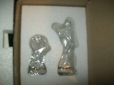 Hermes and Pawn - Chess Set of the Gods - Franklin Mint - MIB