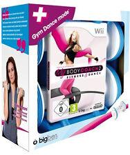 My Body Coach 2 inkl. Hanteln - Nintendo Wii - *NEU*