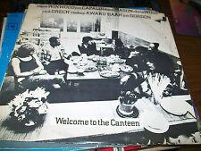 Steve Winwood-Jim Capaldi-Welcome To Canteen-LP-Vinyl Record-VG+