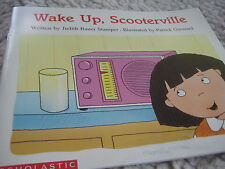Wake Up Scooterville Judith Bauer Stamper Author