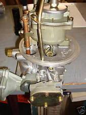 hercules 4 bbl carburetor holley dome top [new]