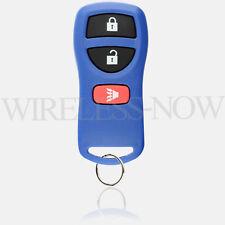 Car Key Fob Keyless Entry Remote 3B Navy For 2002 2003 Infiniti QX4