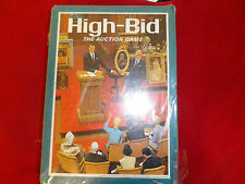 3M 1965 - HIGH BID - The Exciting High Stakes Auction Game -NEW READ DETAILS
