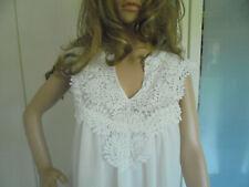 Edles lockeres Ferienkleid- Sommerkleid- mit einem schönen Muster Neu GR. M
