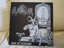 NUNSLAUGHTER near the catacomb live LP New.## LP 1 missing  ## sabbat sigh