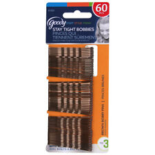 GOODY - Styling Essentials Bobby Pins Brown 2 Inches - 60 Count