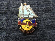 Hard Rock Cafe Baltimore Ship Boat Pin