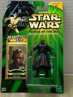 """Star Wars Power of the Jedi 2000 DARTH MAUL Sith Lord Action Figure 3.75"""""""