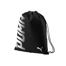 Puma Pioneer Sports Gymsack Shoulder Bag Black