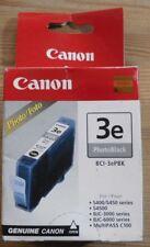 D'ORIGINE CANON BCI -3 EPBK encre Black Pour Pixma ip3000 ip4000 ip5000 4485a002