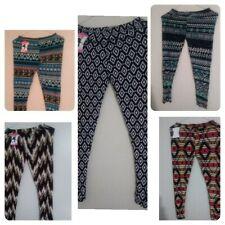 Lot of 48 High quality Printed leggings,  super soft, All Size: M/L, XL/XXL