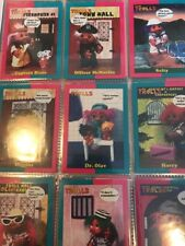 1992 Collect A Card Trools Set