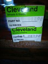 Cleveland Part 066-06500 Brake Lining 2 Boxes Of 10 New