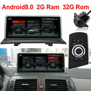 10.25 inch Android Car GPS Navigation for BMW X3 E83(2004-2009) MP5 BT wifi