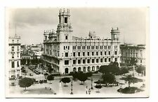 Vintage Postcard RPPC  HAVANA CUBA Asturiano Center