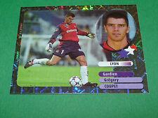 COUPET STARS OLYMPIQUE LYON OL GERLAND PANINI FOOT 2003 FOOTBALL 2002-2003