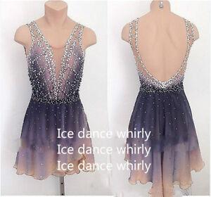 Customized  Ice Skating Costume  Figure Skating Dress