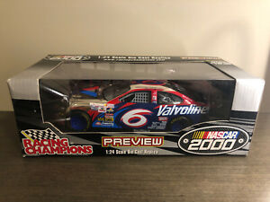 Mark Martin 1/24 Die Cast Anodized Race NASCAR Bank 2000 Racing Champions