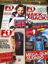 4 x 'F1 RACING' Magazines from 2004 (Mar, May, Jun & Oct) - Wakefield