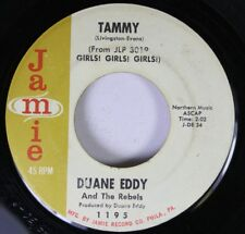 50'S & 60'S 45 Duane Eddy And The Rebels - Tammy / Drivin' Home On Jamie