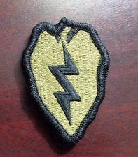 U.S. ARMY PATCH, SSI, SCORPION,MULTICAM, 25TH INFANTRY DIVISION,WITH VELCR