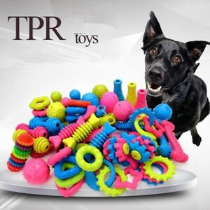 Dog and Puppy Toys Chew Interactive Rubber Dog Toys