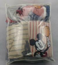 Disney Vintage Mickey Mouse Sports Nursery Bedding Set w/ Hamper, Lamp, Decor