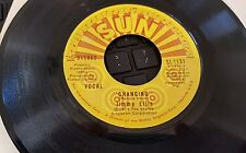 SUN SI-1131 Jimmy Ellis Changing/I Use Her to Remind  Me of You NM
