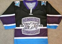 da51681b1 INDIANAPOLIS ICE CHL YOUTH MINOR LEAGUE HOCKEY JERSEY YOUTH SMALL OR LARGE  NEW!