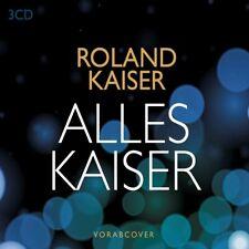 Roland Kaiser - Alles Kaiser (das Beste am Leben) 3CD NEU OVP
