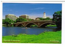Postcard: Harvard University, Cambridge, Massachusetts, USA