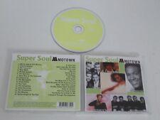 VARIOUS/SUPER SOUL MOTOWN(MOTOWN 06007-5306300-2) CD ALBUM