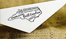 Self Ink Rubber Stamp Custom Return Family Address Stamp Wedding Gift-PAR-S-168