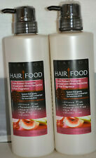 Clairol Hair Food Color Protect Shampoo  17.9 oz - Silicone & Dye Free - 2 pack